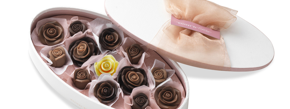 メサージュ・ド・ローズ 大切なメッセージは、バラに込めて・・・
