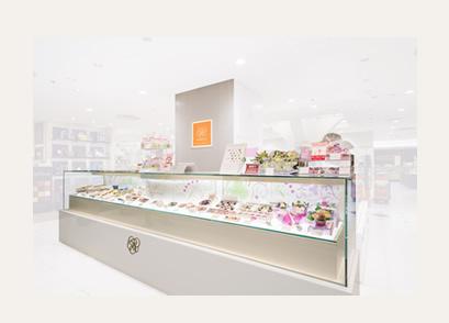 メサージュ・ド・ローズ 松屋銀座店